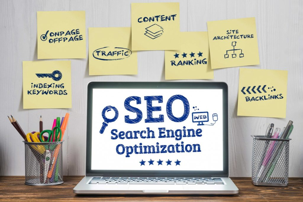 4 Ways SEO and Web Design Complement Each Other in Marketing
