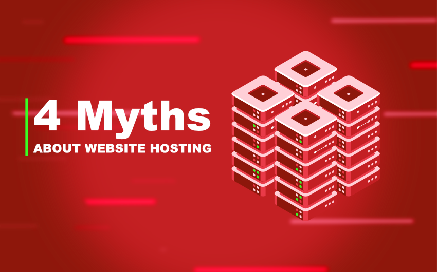 Read more about the article Debunking These 4 Myths About Website Hosting